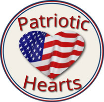 Patriotic Hearts Donation